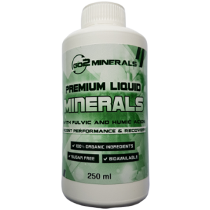 Liquid minerals 250 mLS