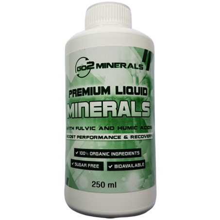 Liquid minerals 250 mLS